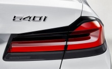 Задние фонари для BMW G30 5-серия LCI (рестайлинг)