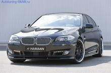 Аэродинамический обвес Hamann для BMW F10 5-серия