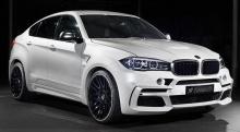 Аэродинамический обвес Hamann для BMW X6 F16