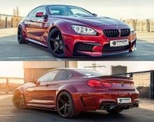 Аэродинамический обвес Prior Design для BMW F06/F13 и M6