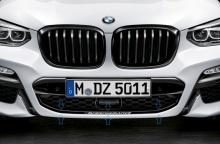 Акцентная пленка M Performance для BMW X4 G02