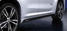 Акцентная пленка M Performance для BMW X1 F48