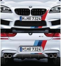 Акцентные полосы M Performance для F12/F13 6-серия