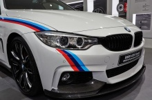 Акцентные полосы M Performance Motorsport для BMW F32