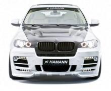 Передний бампер Hamann EVO для BMW X6 E71