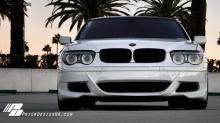 Prior Design передний бампер для BMW E65 7-серия