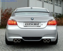 Бампер задний BMW E60 5-серия