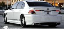 Задний бампер Prior Design для BMW E65 7-серия