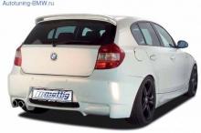 Бампер задний BMW E81/E87 1-серия