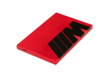 Блокнот BMW M
