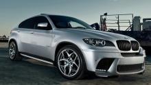 Боковые пороги BMW Performance Aero