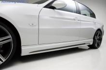 Боковые пороги WALD для BMW E90/E91 3-серия