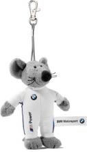 Брелок для ключей BMW Motorsport мышь Victor