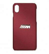 Чехол BMW M для телефона iPhone XS