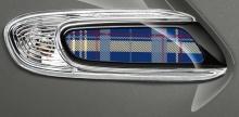 Декоративные накладки Speedwell Blue для MINI F55/F56/F57
