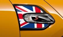 Декоративные накладки Union Jack для MINI F55/F56/F57