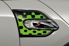 Декоративные накладки Vivid Green для MINI F55/F56/F57