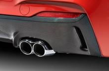Карбоновый диффузор AC Schnitzer для BMW M235i F22