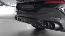 Диффузор Hamann для BMW X6 G06