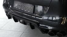 Диффузор Hamann для BMW X6M G96