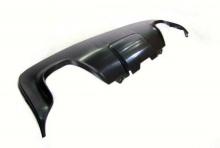 Диффузор заднего бампера для BMW E60 5-серия