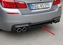 Вставка Kelleners заднего диффузора BMW M5 F10