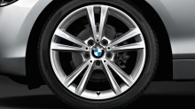 Оригинальные диски BMW Double-Spoke 385