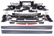 Дооснащение аэродинамическим комплектом М-стиль для BMW F30 3-серия