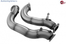 Downpipe AFE Power для BMW 335i (E90/E92), 135i (E82)