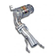 Downpipe с катализатором для BMW X1 F48