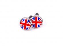Дверные кнопки Union Jack для MINI