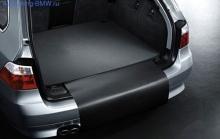 Двусторонний коврик для багажника BMW E61 5-серия