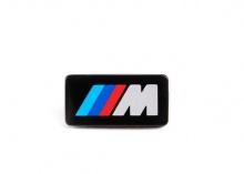 Эмблема BMW M на рулевое колесо