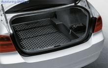 Фигурный коврик для багажника BMW E91 3-серия