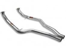Front-pipe выпускные трубы для BMW X5M E70