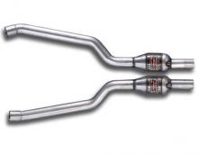Front-pipe с катализаторами для BMW M6 E63 6-серия