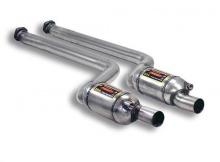 Front-pipe с катализаторами для BMW E90/E92 3-серия
