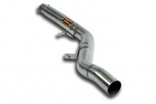 Front-pipe выпускная труба Supersprint для BMW F30 3-серия