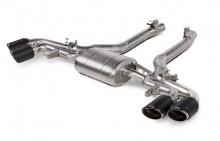 Глушитель Akrapovic для BMW X5M F95/X6M F96