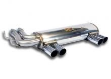 Глушитель Supersprint для BMW M3 E46 3-серия