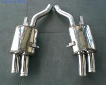 Глушитель Hamann для BMW E63 6-серия
