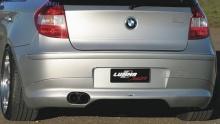 Глушитель Lumma для BMW E81/E87 1-серия
