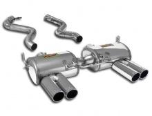 Глушитель Supersprint для BMW M3 E90 3-серия