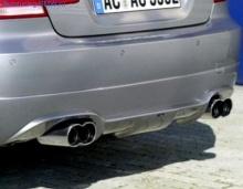 Глушитель для BMW E90/E92 3-серия