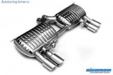 Глушитель Eisenmann для BMW X5M E70
