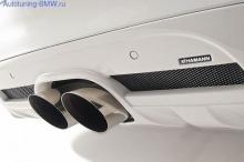 Глушитель BMW X6M E71