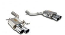 Глушители Supersprint для BMW F10 5-серия