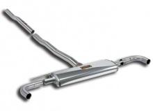 Глушитель Supersprint для BMW X1 F48