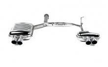 Глушитель Eisenmann для BMW F10 5-серия