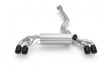 Глушитель Eisenmann для BMW G20 3-серия